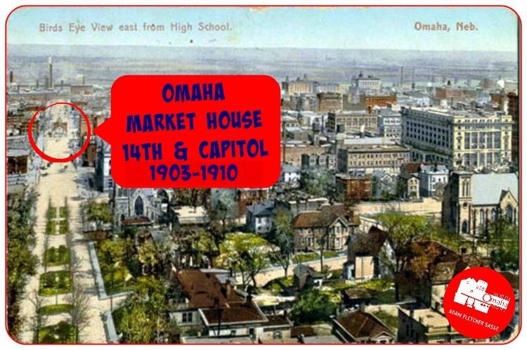 Omaha Market House, N. 14th and Capitol Ave., Omaha, Nebraska
