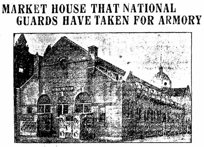 The Omaha Market House, N. 14th and Capitol Ave., North Omaha, Nebraska