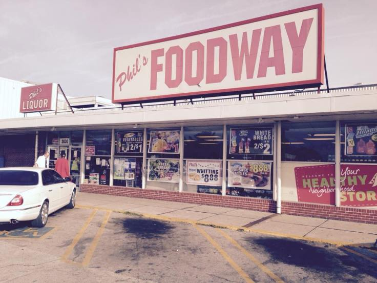 Phil's Foodway, 3030 Ames Ave., North Omaha, Nebraska