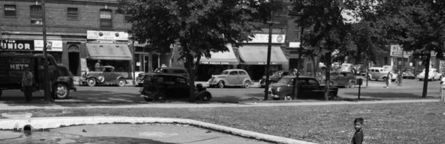 Jefferson Square, N. 16th and Cass Streets, Omaha, Nebraska