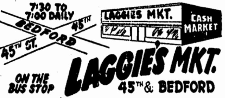 Laggies Market