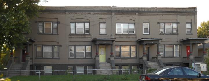 Memmen Apartments 2214 2216 2218 and 2220 Florence Boulevard North Omaha Nebraska