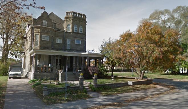 Trimble Castle 2060 Florence Boulevard North Omaha Nebraska 68111
