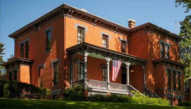 General Crook House North Omaha Nebraska