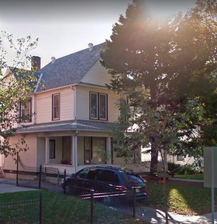 Dominican Sisters convent, 2215 Binney Street, Kountze Place neighborhood, North Omaha, Nebraska