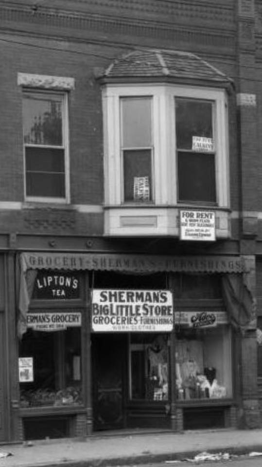 Shermans Big Little Store 1550 N 20th St North Omaha Nebraska