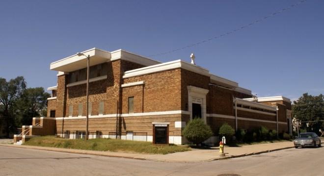 St John AME Church 2402 N 22nd St North Omaha Nebraska 68111