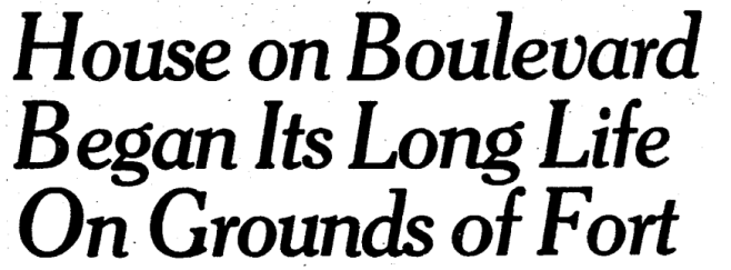 This is a heading from the July 10 1983 Omaha World Herald.