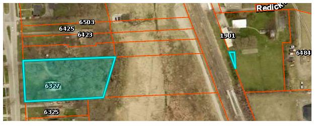 Property at 6327 Florence Blvd North Omaha