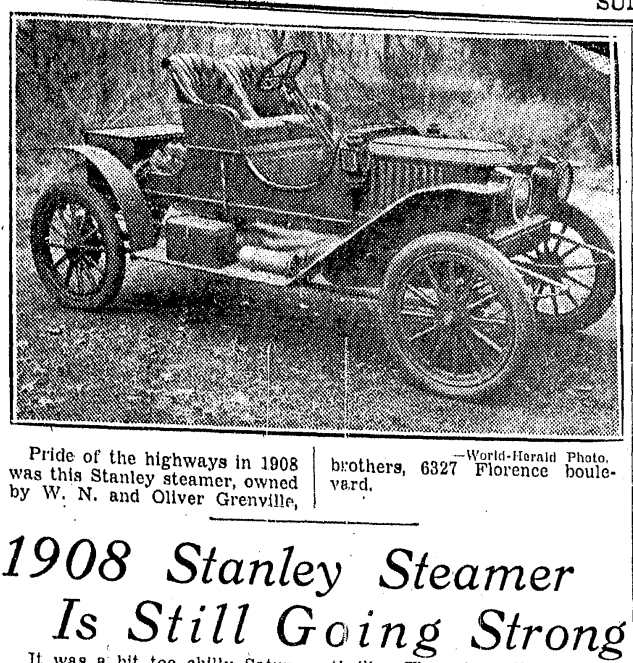 November 3 1935 Omaha World Herald headline