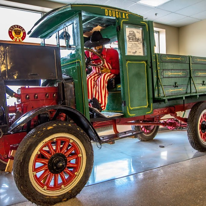 1920 Douglas Truck in Lincoln, Nebraska
