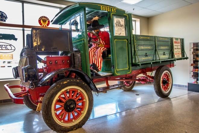 1920 Douglas Truck in Lincoln, Nebraska