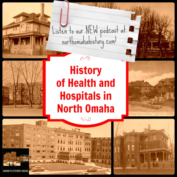 Podcast on Hospitals and Health in North Omaha