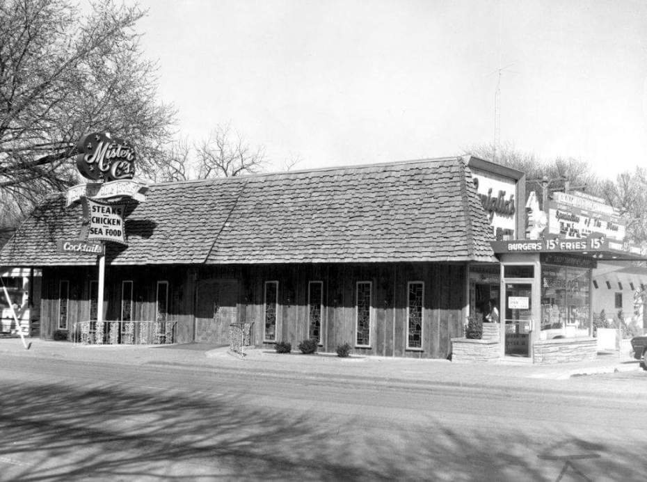 Mister C's, N. 30th and Fort Street, North Omaha, Nebraska