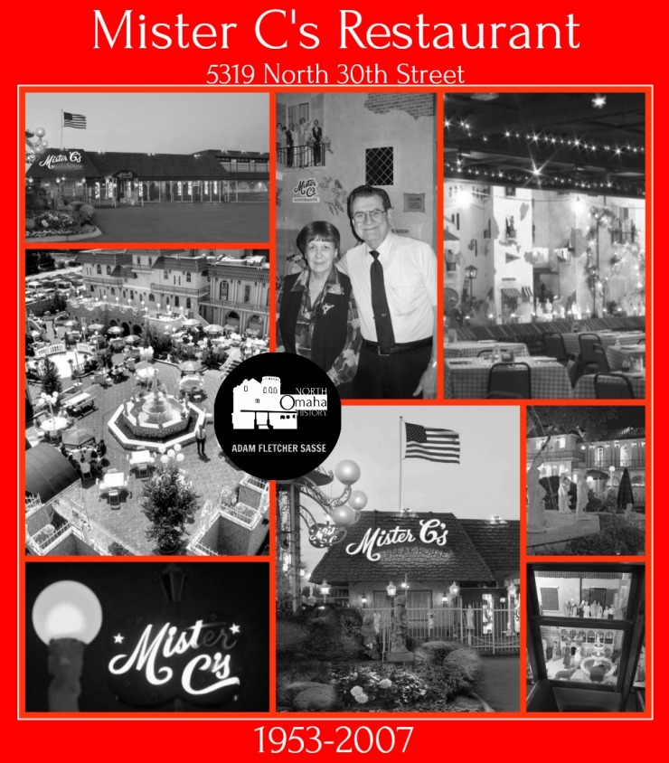 Mr. C's, 5319 N. 30th St., North Omaha, Nebraska 68111