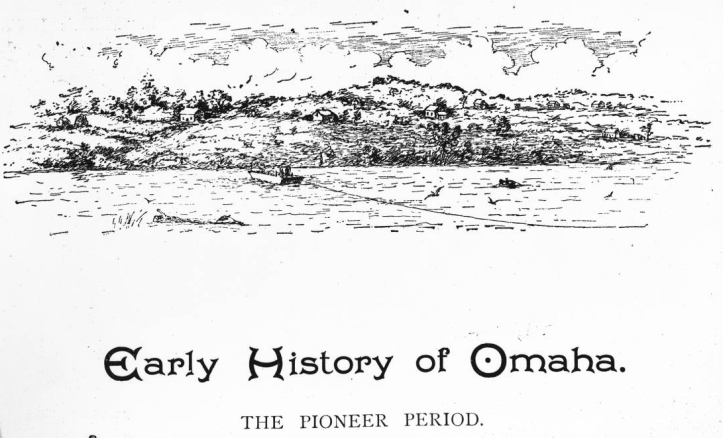 Early Omaha illustration