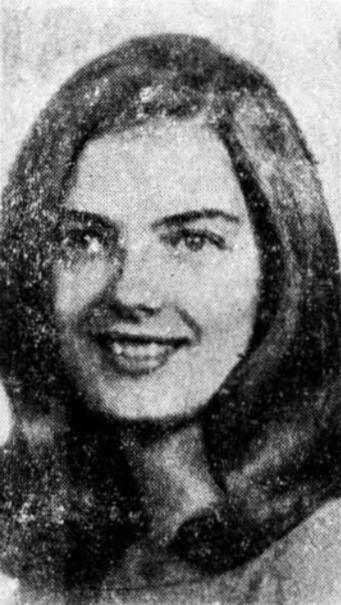 Norma Aufrecht, Omaha, Nebraska, 1971