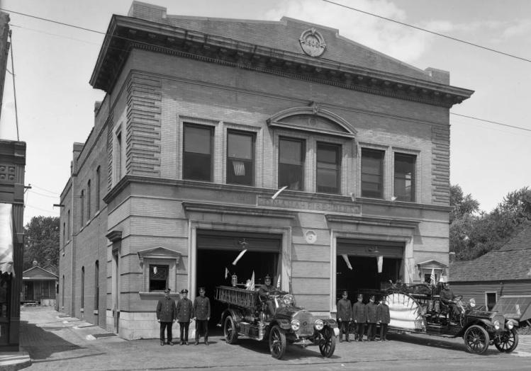 Omaha Fire Station #6 North Omaha Nebraska