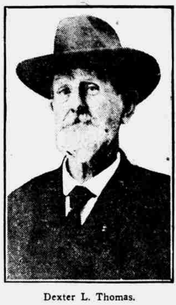 Dexter L Thomas Omaha Nebraska