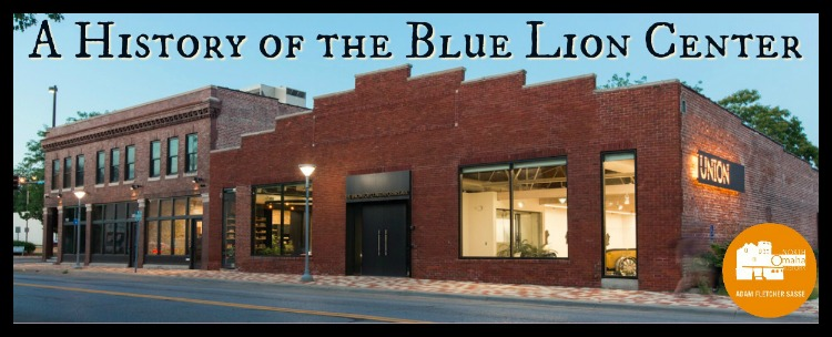 A History of the Blue LionCenter
