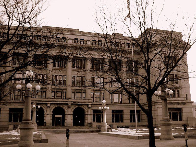 Douglas County Courthouse, Omaha, Nebraska