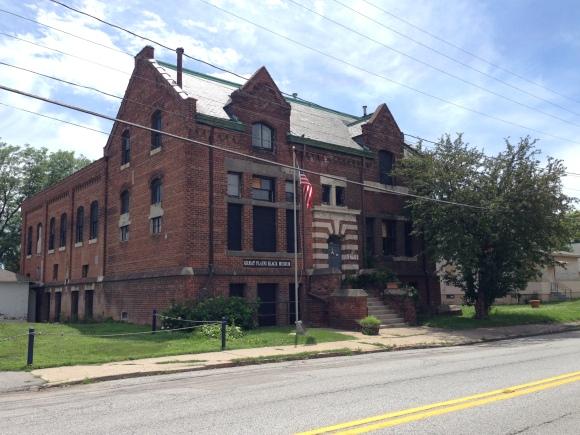 Webster Telephone Exchange Building, 2213 Lake Street, North Omaha, Nebraska
