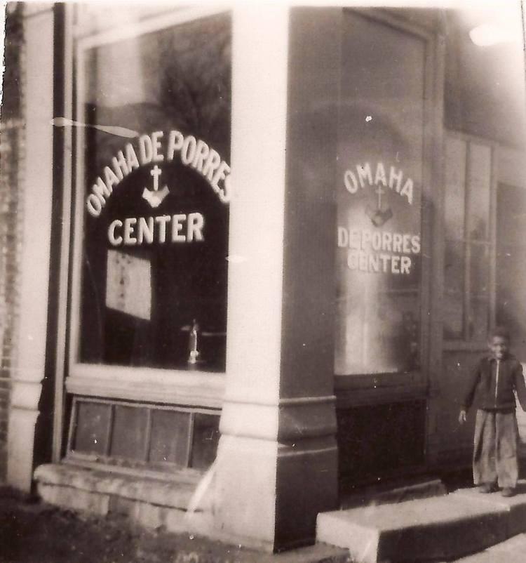 DePorres Center, N. 24th and Grant Streets, North Omaha, Nebraska