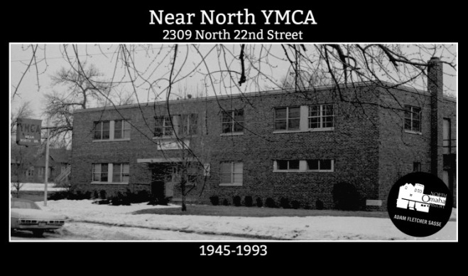 Near North YMCA, 2309 N. 22nd St., North Omaha, Nebraska