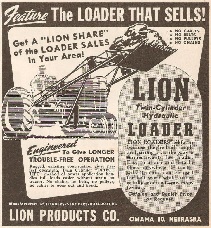 Lion Products Company, 2417 N. 24th St., North Omaha, NE