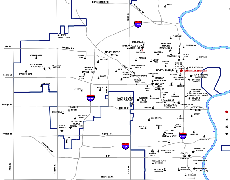 Schools in Omaha Public Schools