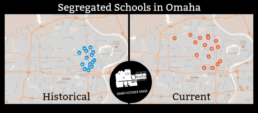 Segregated Schools in Omaha