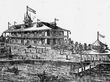 Carter Lake Club 1900