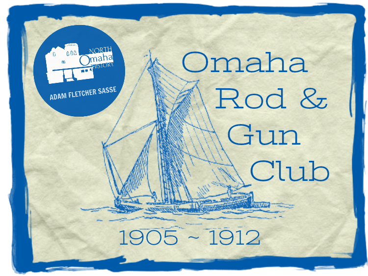 Omaha Rod and Gun Club flag