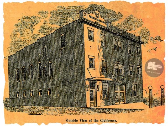 Prairie Park Clubhouse, 2605 Ames Ave, Omaha, NE 68111