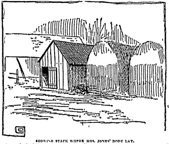 Pinney Farm, Millard, Nebraska, 1891