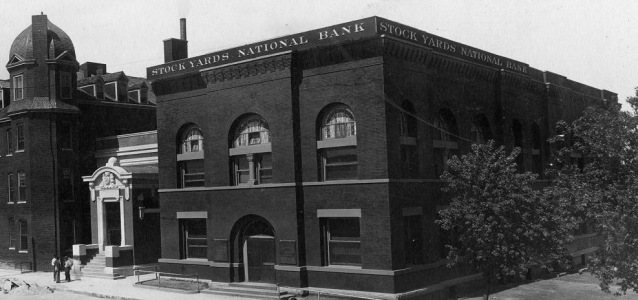 Union Stock Yards National Bank, 2900