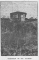 This is a pic of from the North Omaha Bottoms in 1906. It shows a shack above the railroad tracks east of N. 14th Street.