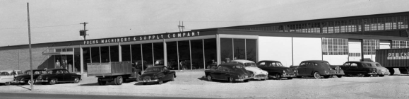 Fuchs Machinery and Supply Company, 2401 North 11th Street in the North Omaha Bottoms, Nebraska