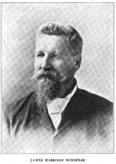 James Harrison Winspear