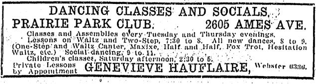 Prairie Park Clubhouse, 2605 Ames Avenue, Omaha, NE 68111