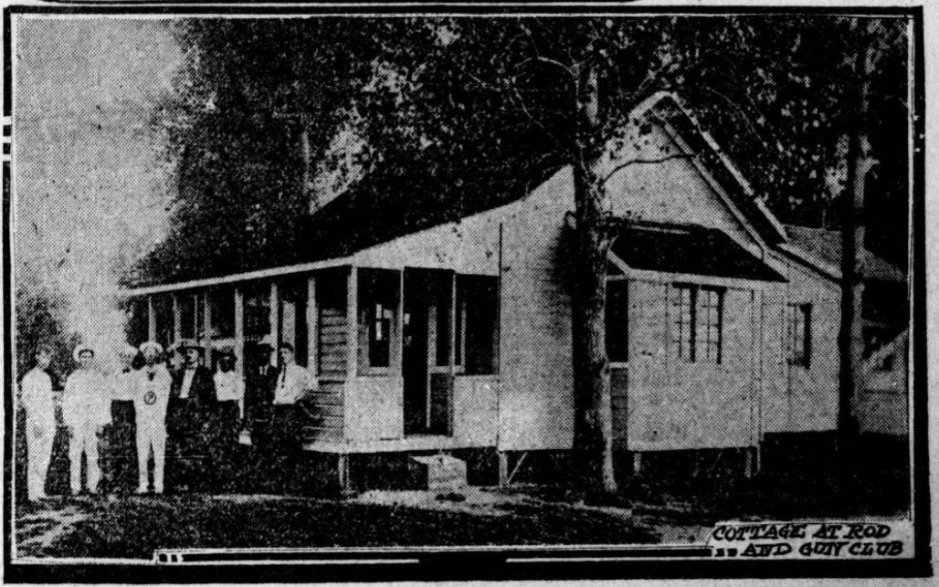 Rod and Gun Club, North Omaha, Nebraska