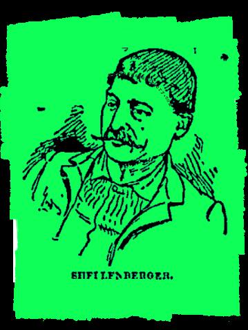 Joe Shellenberger, 1891