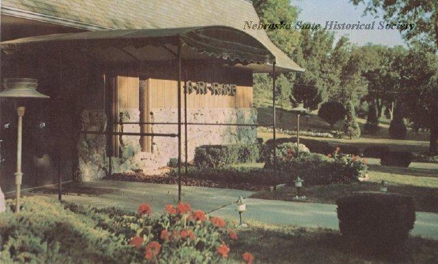 A-Ri-Rang Club, Ponca Hills, North Omaha, Nebraska