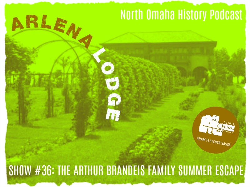 Arlena Lodge podcast show #36