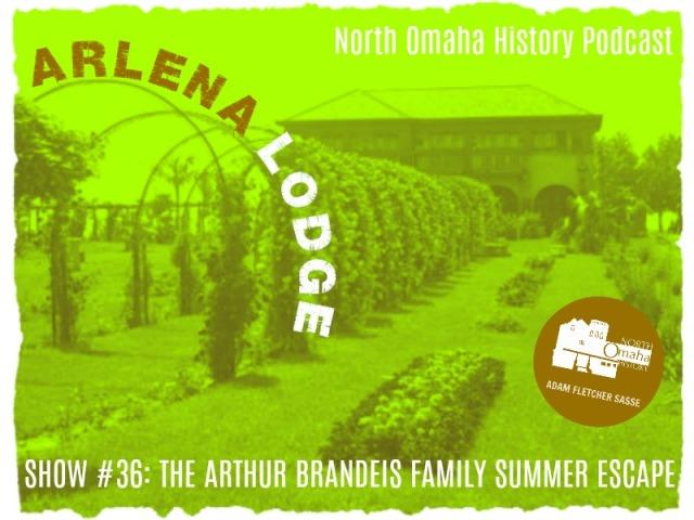 Arlena Lodge podcast show #36