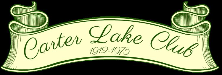 Carter Lake Club 1912-1975