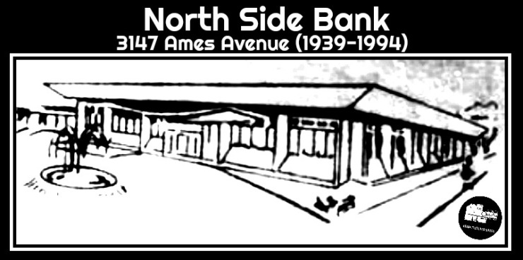 North Side Bank, 3147 Ames Avenue, North Omaha, Nebraska 68111
