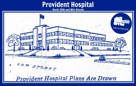 Provident Hospital, N. 30th and Wirt, North Omaha, Nebraska