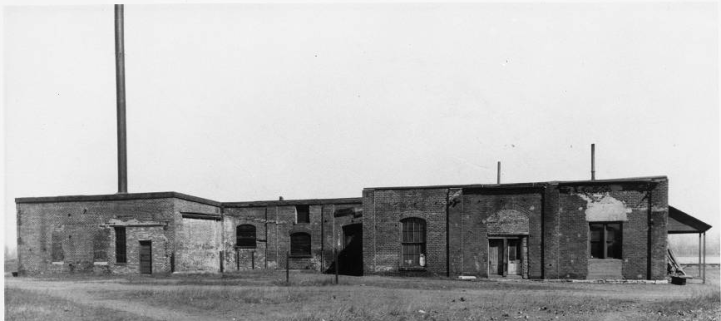 Original Omaha Water Works, N. 6th and Burt Streets, Omaha, NE
