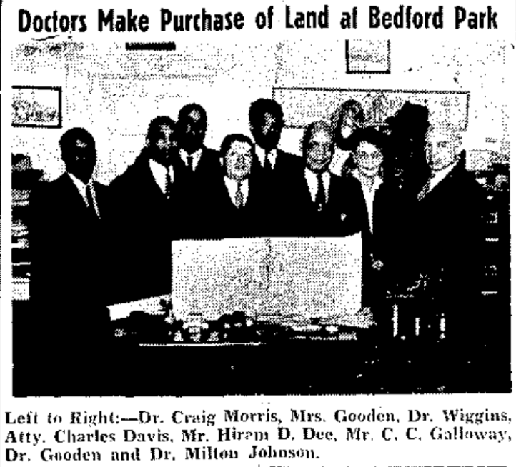 Doctors Make Purchase of Land, Omaha Star, June 15, 1945